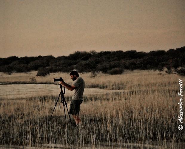 Il fotografo fotografato