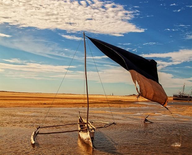 Come una barca in mare